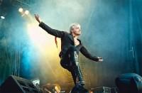 Константин Евгеньевич Кинчев — советский и российский музыкант, автор песен, лидер рок-группы «Алиса», актер