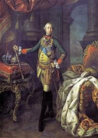 Петр III Фёдорович (Карл-Петр-Ульрих Гольштейн-Готторпский) — российский император