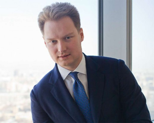 Глеб Сергеевич Франк — бизнесмен, совладелец и член совета директоров ряда компаний