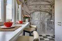 Дизайн-проект 6-метровой кухни, в который вы точно влюбитесь!
