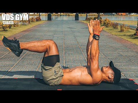 Tabata for beginners fat loss   Weight loss at home — YouTube