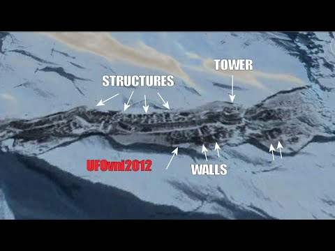 Huge 200-Meter Structure Discovered On Antarctic Ice Sheet — YouTube